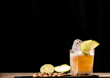 Cookie Gimlet