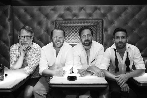 Oliver Horvath, Alexander Batik, David Schober, Philipp Scheiber