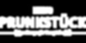 Prunkstueck_Logo_weiß_ohne_Hintergrund.