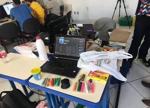 Oficina Movimento Maker - Parte II