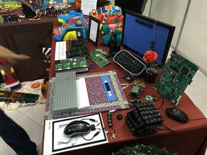 Mostra de Arte e Tecnologia