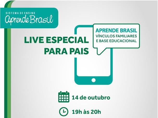 Live especial para Pais