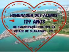 Homenagem a Guarapari