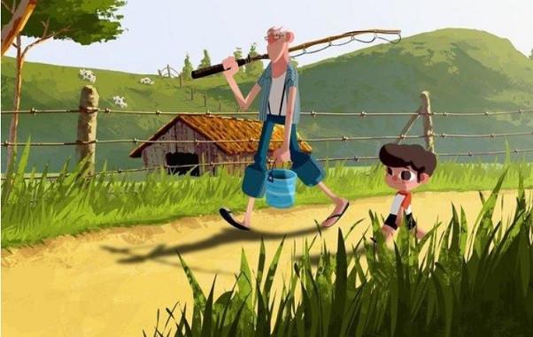Mostra de animação para crianças