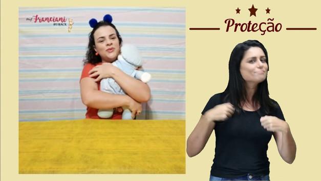 """Paródia """"Proteção"""""""
