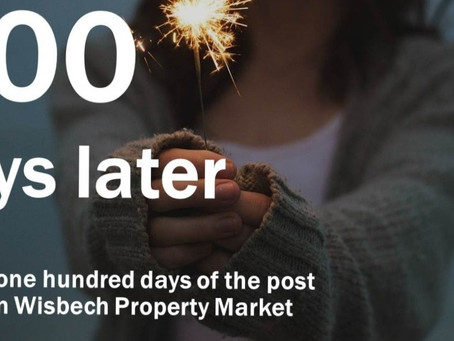 The Wisbech Property Market- Post-Lockdown - the First 100 days