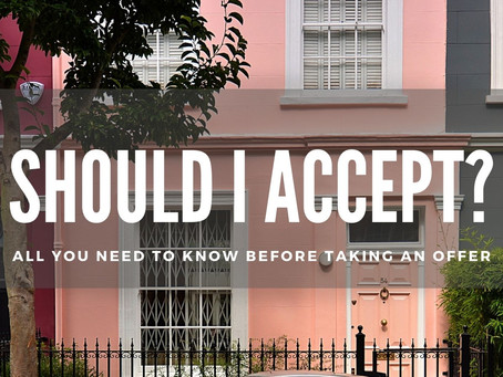 SHOULD I ACCEPT? ALL YOU NEED TO KNOW BEFORE TAKING AN OFFER.