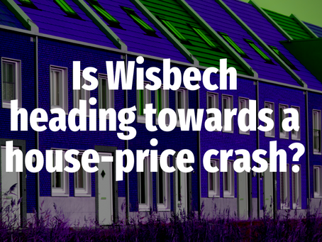 Is Wisbech Heading Towards a House Price Crash?