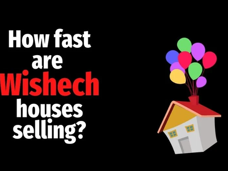 How Many Days Does It Take to Sell a Wisbech Home?
