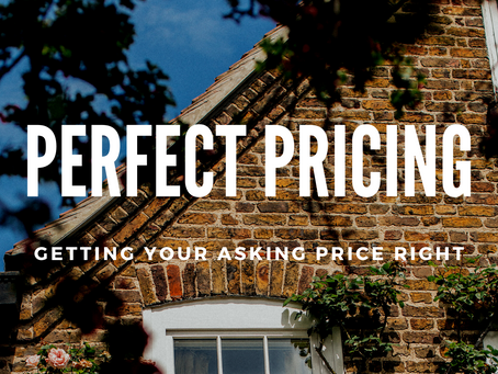 Perfect pricing: getting your asking price right