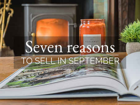 Seven reasons to sell your home this September. Why buyers love home searching in autumn