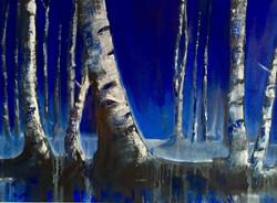 Blue is the Night II