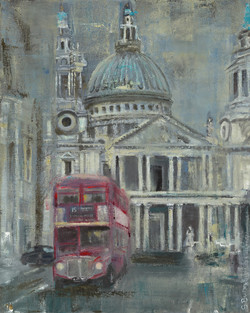 St Paul's & London Bus