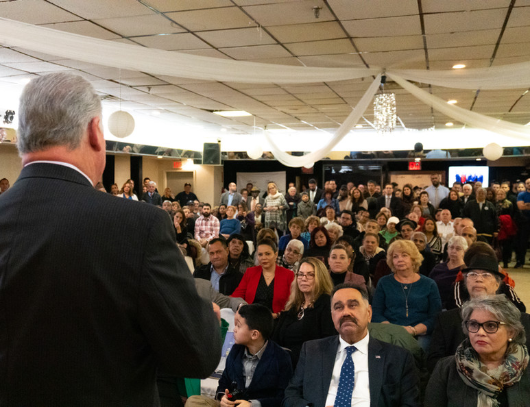 New Beginnings West New York January 2019 Campaign Rally & Press Conference