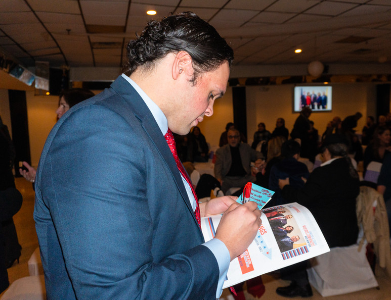 New Beginnings West New York January 2019 Campaign Rally & Press ConferenceNew Beginnings West New York January 2019 Campaign Rally & Press Conference