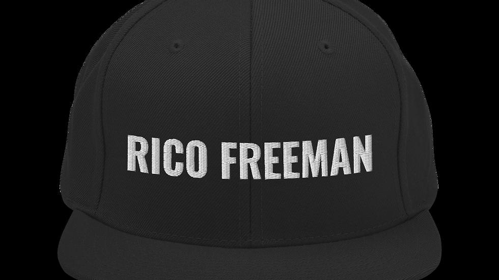 Rico Freeman - Snapback Hat
