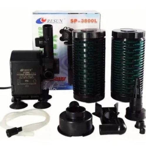 RESUN FILTRO SP-3800L - 2000 L/H - 25w - 110V