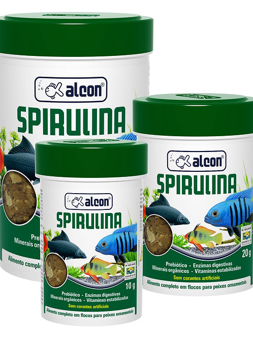 ALCON SPIRULINA 20 G