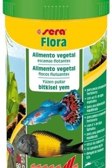 SERA FLORA 60g