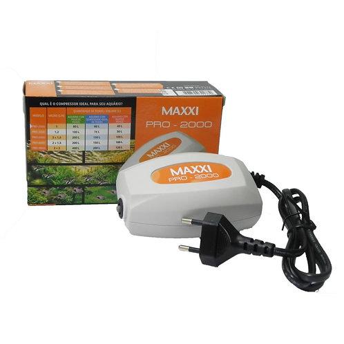 MAXXI POWER COMPRESSOR PRO-2000 2,5W