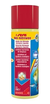 Sera Bio Nitrivec 250ml Acelerador Biológico