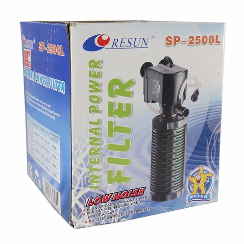 RESUN FILTRO SP-2500L - 1400 L/H - 18w - 110V