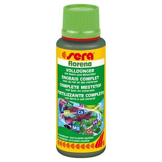 Sera Florena 100ml Fertilizante Liquido