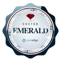 Selo Emerald Invisalign Dra Giselle exclusivo