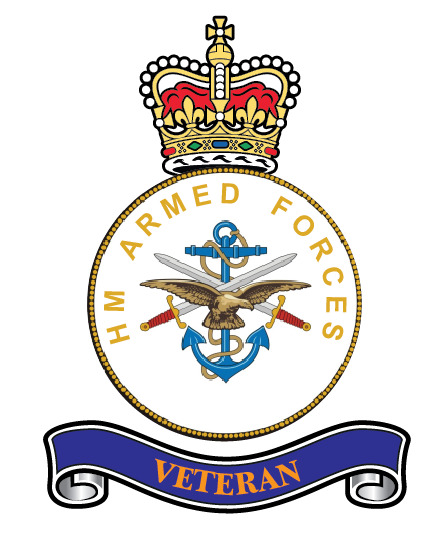 Armed Forces Veterans Crest
