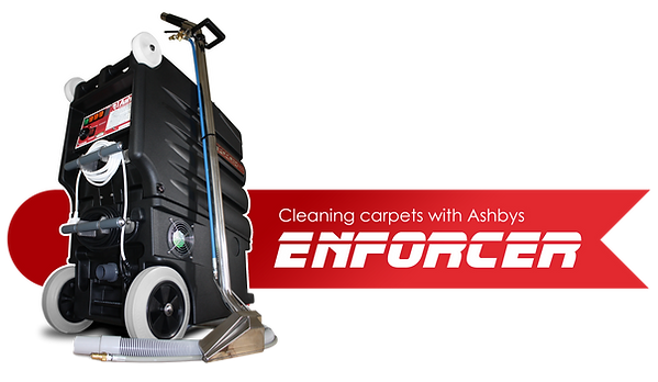 Cleaning-carpet-with-Ashbys-Enforcer-wit