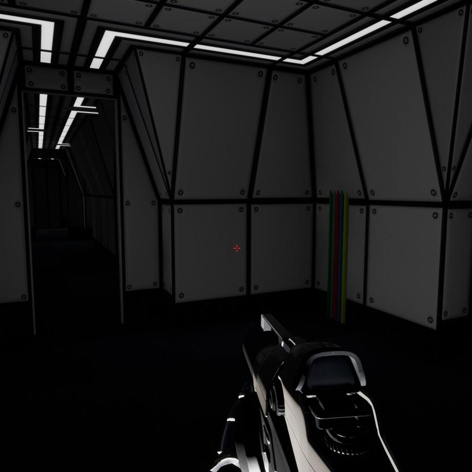 Sci-Fi Maze