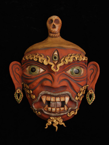 Tibetan Demon
