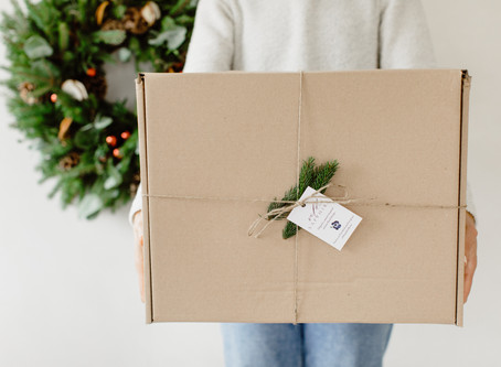 DIY Christmas Wreath and Table Candle Kits