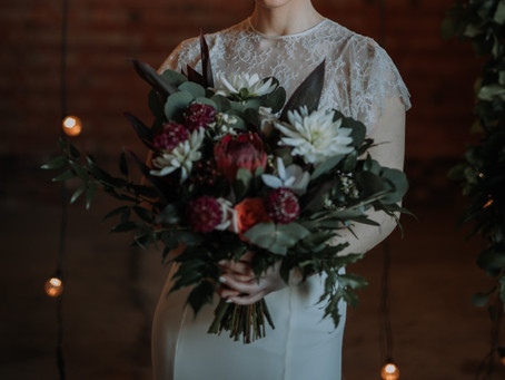 Wedding Flowers and Bridal Bouquet Inspiration