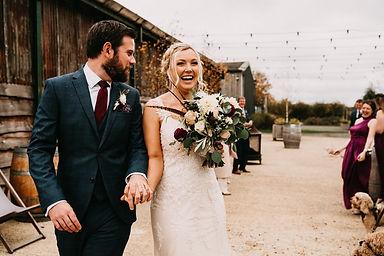 Wedding Flowers Huntsmill Farm
