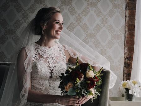 Wedding Flowers at Bassmead Manor Barns