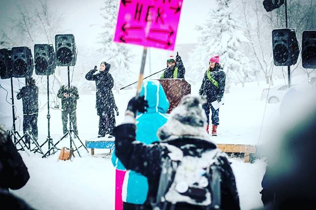 _Womens March Alaska 2017_ #ChazRoi #ChazRoiTakeover #eprelease #April2018 #KING #NaughtyBunnies #wo