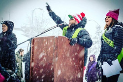 _Womens March Alaska 2017_  Photography Credit_ Charlie Sears  #ChazRoi #ChazRoiTakeover #eprelease