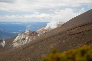 Tongariro Crossing © Katharina Sunk
