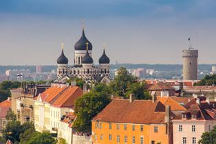 Alexander Nevsky Cathedral © Katharina S