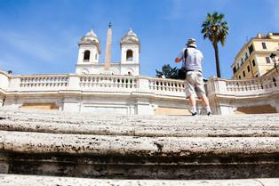 Spanish Steps © Katharina Sunk