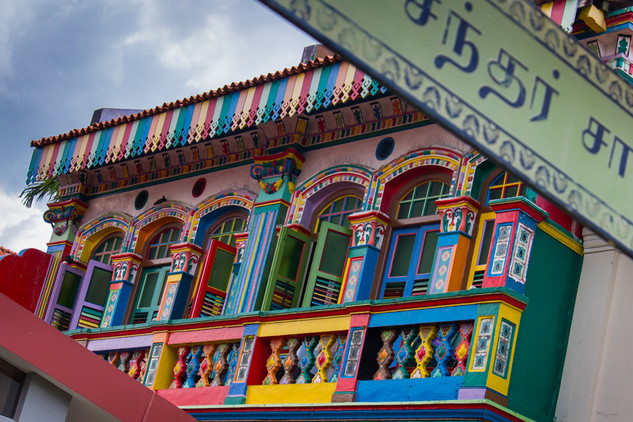 Little India Singapore © Katharina Sunk