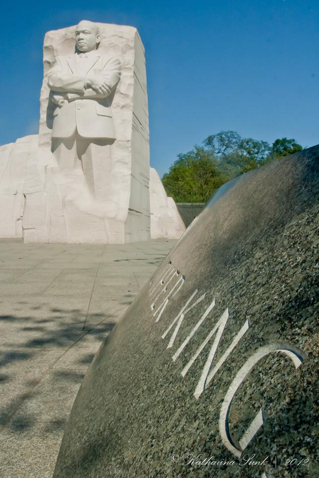 Martin Luther King Memorial © Katharina