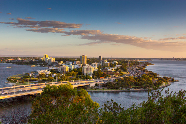 Perth © Katharina Sunk