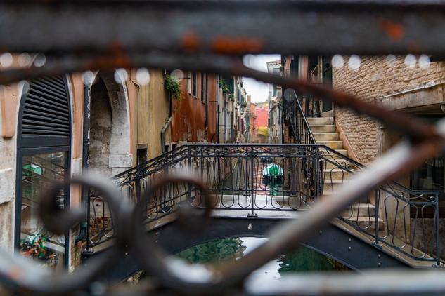 Rainy Venice © Katharina Sunk