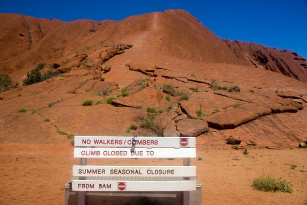 Uluru © Katharina Sunk