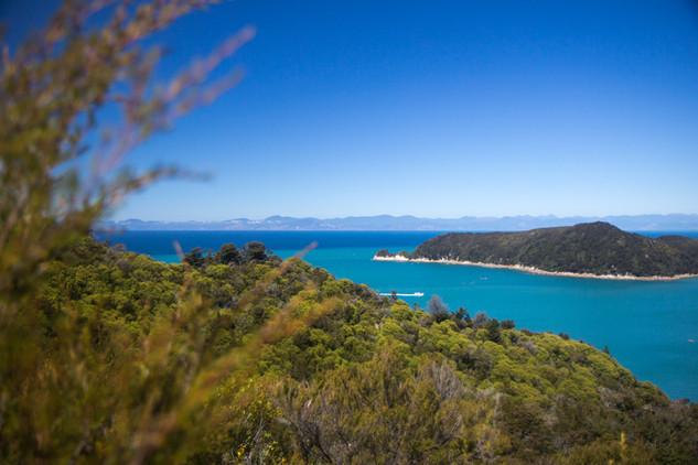 Abel Tasman National Park © Katharina Su