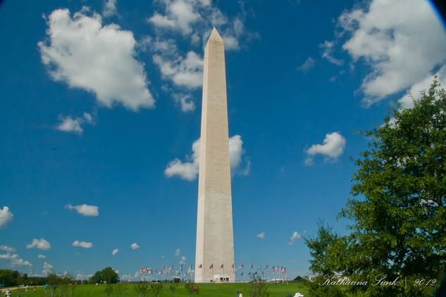 Washington Monument © Katharina Sunk