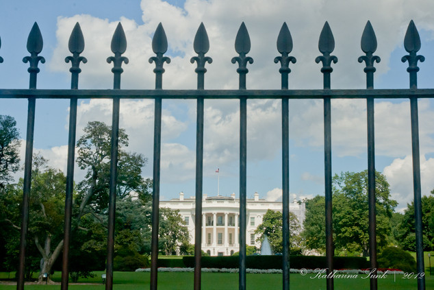 The White House © Katharina Sunk