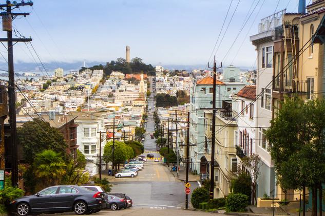 San Francisco © Katharina Sunk